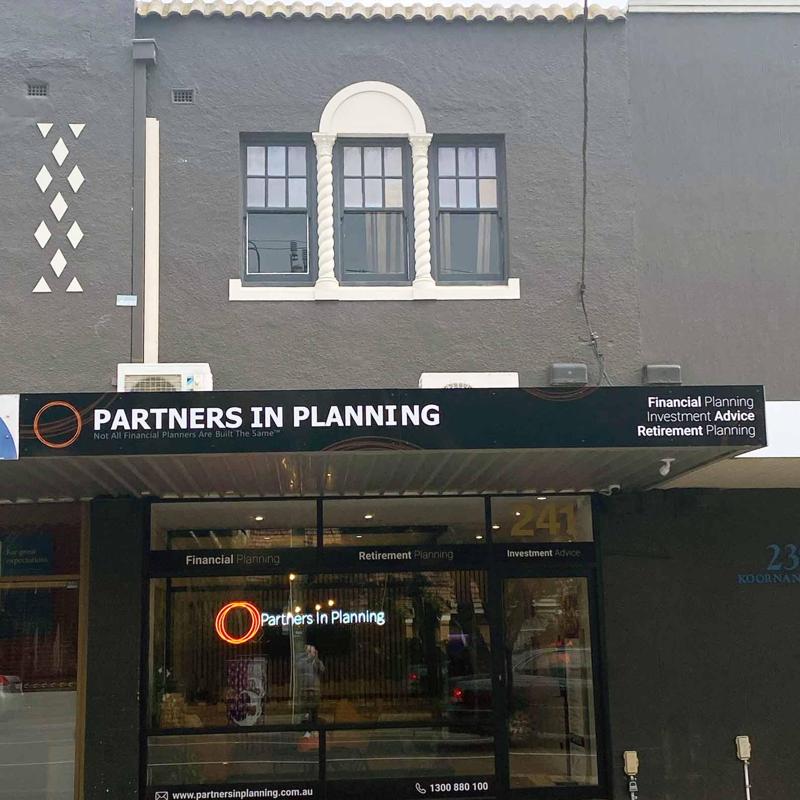 Partners in Planning Carnegie office